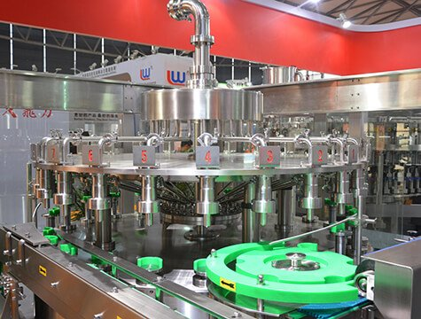 Can CSD Filling Machine