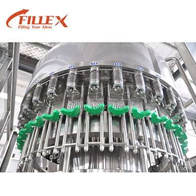 carbonated soft drink filling machines,