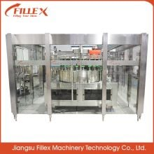 Non-Carbonated Drink Can Filling Machine Automatic 2 in 1 Aluminum Canned Juice Production