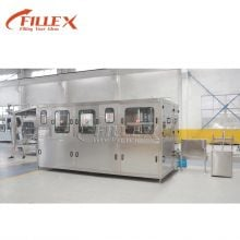 Automatic Gallon Barrel Water Filling Production Machine High Speed