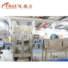 Professional and Fast Speed Bottle PVC Shrink Sleeve Single Head Labeling Machine