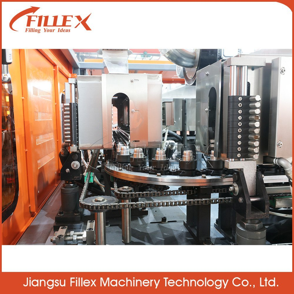 Full Automatic Electric High Speed Series Bottle Blowing Machine (0.3-1.5L)