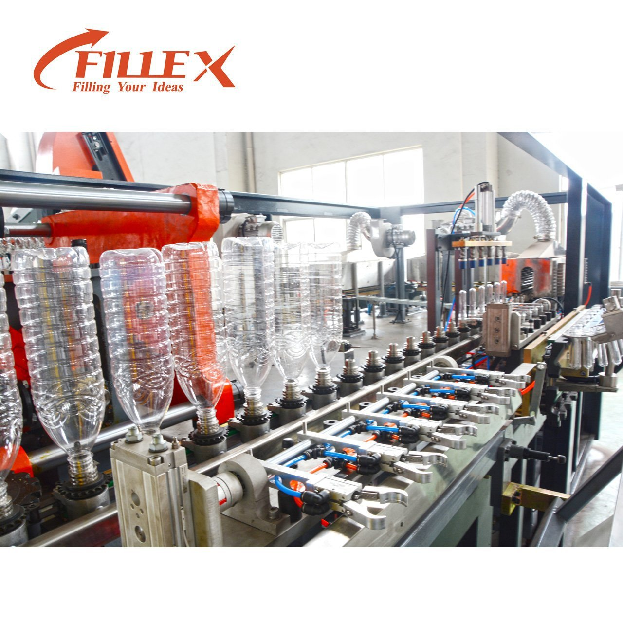Good Quality 6 Cavity Full Automatic Bottle Blowing Machine(0.3-2L)