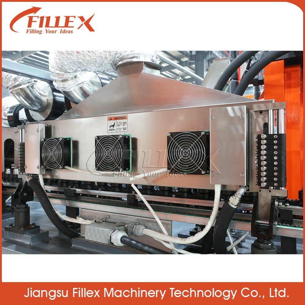 Large Volume Bottle Blowing Series Automatic Pet Stretch Blow Molding Machine Good Quality