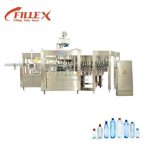 Bottle WaterFilling MachinesOperations and Installations